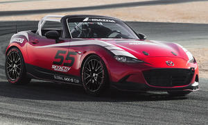 Mazda MX-5 Cup Race Car