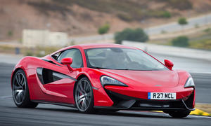 McLaren 570S Coupé Fahrbericht