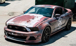 ford mustang tuning rost look