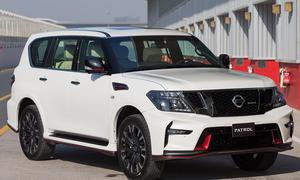 Nissan Patrol Nismo Power-SUV