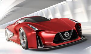 Nissan Vision 2020 Tokio 2015