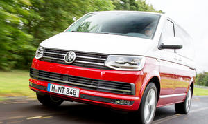 vw t6 multivan bulli test