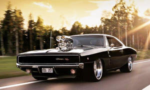 Dodge Charger essen motor show2015