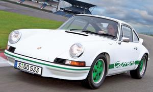 Porsche 911 Carrera RS 2.7 901