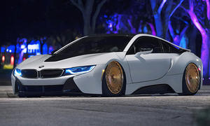 bmw i8 tuning accuair