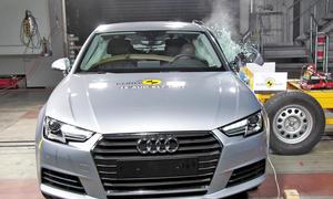 Euro NCAP Crashtest Audi A4