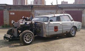 Rat Rod Lada 1500