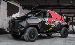 Red Bull Party Truck