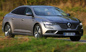 Renault Talisman Fahrbericht