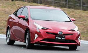 Toyota Prius 2016 Fahrbericht