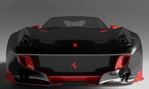 Vitesse AuDessus Ferrari F12tdf