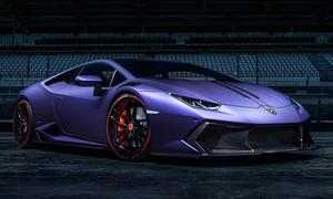 Vorsteiner Novara Lamborghini Huracán SEMA 2015