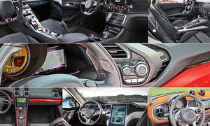 Quiz Auto-Modelle Cockpit