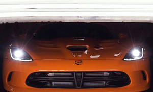 Dodge Viper SRT von RSI Racing Solutions