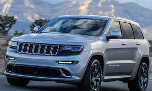 Jeep Grand Cherokee SRT 2016