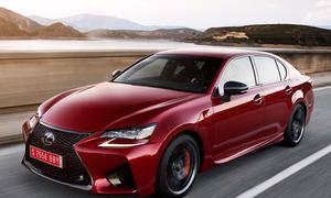 Lexus GS F Fahrbericht
