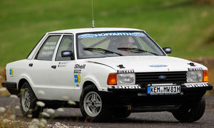 Ford Taunus 3 0 V6 Rallye-Auto
