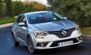 Renault Megane 2016 Fahrbericht