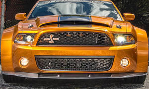 Ford Shelby Mustang GT Ultimate-Tuning