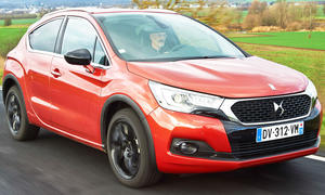 DS 4 Crossback BlueHDI 180 im Test
