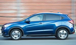 Honda HR-V 1.6 i-dtec suv test