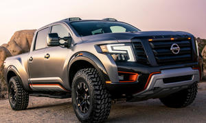 Nissan Titan Warrior Concept (2016)