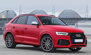Flucht mit Audi RS Q3