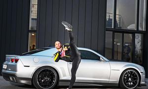 chevrolet camaro flying uwe df automotive tuning