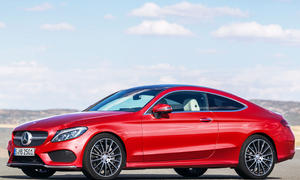 mercedes c-klasse 2016 coupe c 300