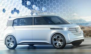 VW Budd-e (CES 2016)