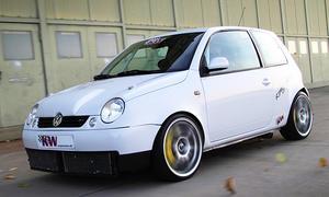 VW Lupo mit zwei V6 und 408 PS