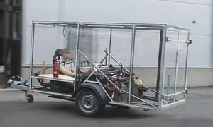 Werbefilm VW Trailer Assist