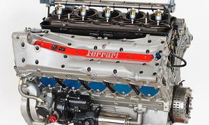 Formel-1-Motor von Ferrari bei Auktion