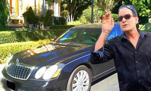 Maybach 62 S von Charlie Sheen zu kaufen
