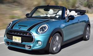 Neues Mini Cooper S Cabrio: Erste Fahrt