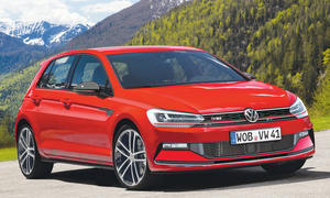 VW Golf VIII GTI (2019): Erste Infos