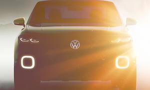 VW SUV-Studie auf Genfer Autosalon 2016