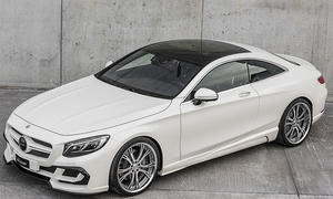 Tuning von FAB Design: Mercedes S-Klasse-Coupé