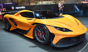 Apollo Arrow mit 1000 PS