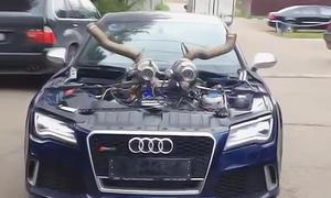 Audi RS 7 von Total Race