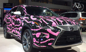 Lexus RX by Jeremy Scott (2016)