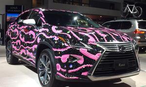 Lexus RX by Jeremy Scott (2016)
