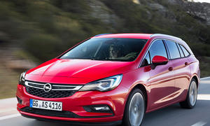 Neuer Opel Astra Sports Tourer (2016)