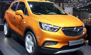Opel Mokka X ab 18.990 Euro