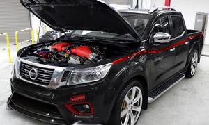 SVM Nissan Navara GT-R