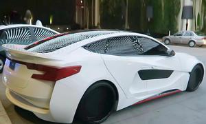 Tesla Model S von will.i.am