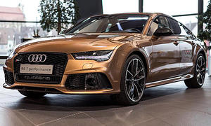 Audi RS 7 Sportback performance in Sansibar-Braun