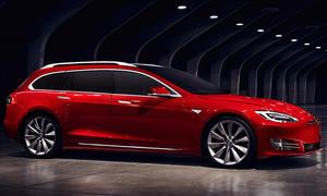 Tesla Model S als Kombi