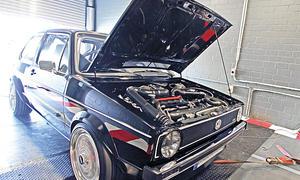 VW Golf 1 von DMK Motoring