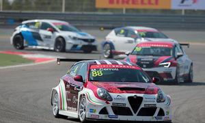 Alfa Romeo Giulietta TCR (2016)